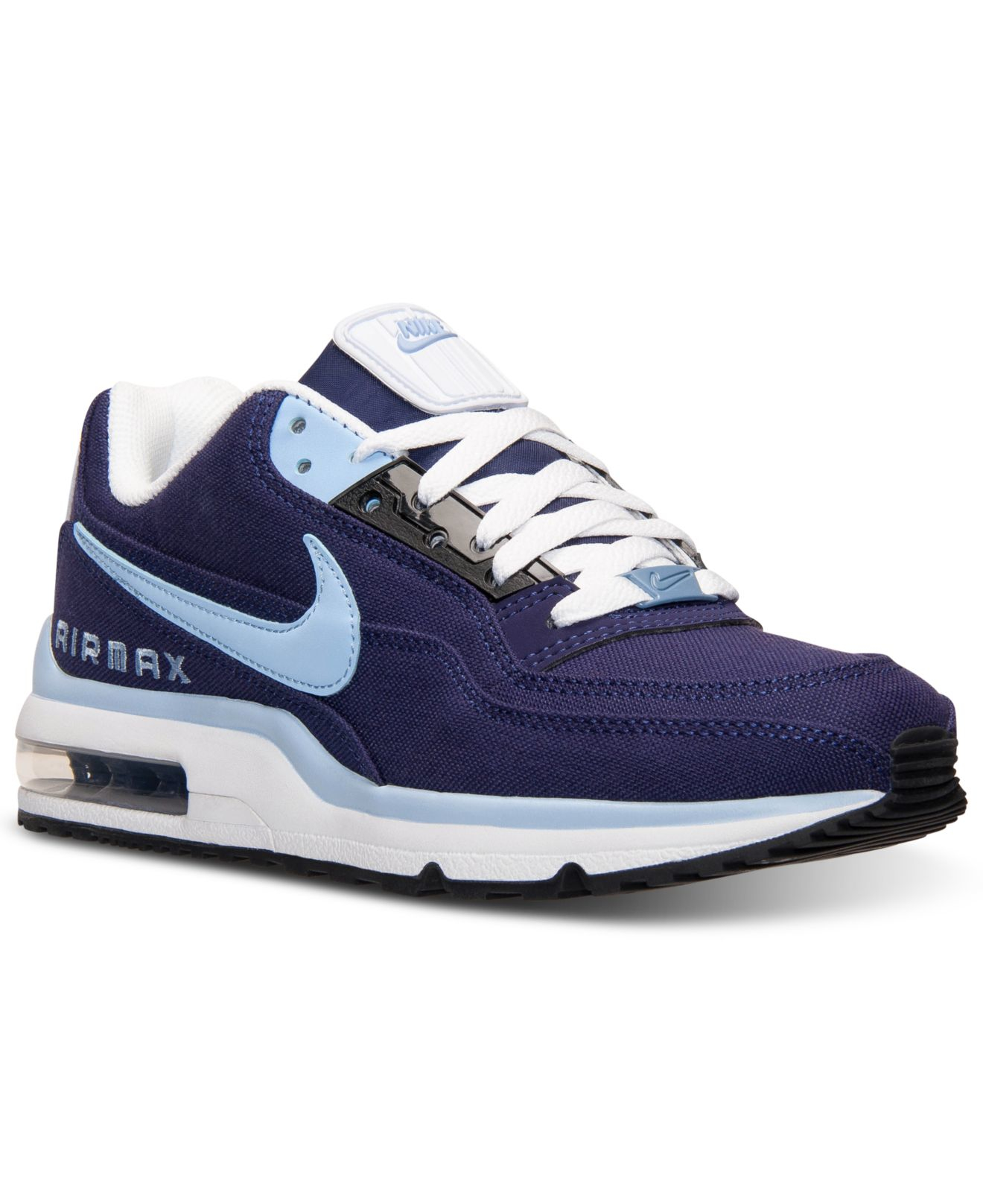 253f5827725 ... Shoes in Wolf GreyCool Lyst - Nike Mens Air Max Ltd 3 Running Sneakers  From Finish ...