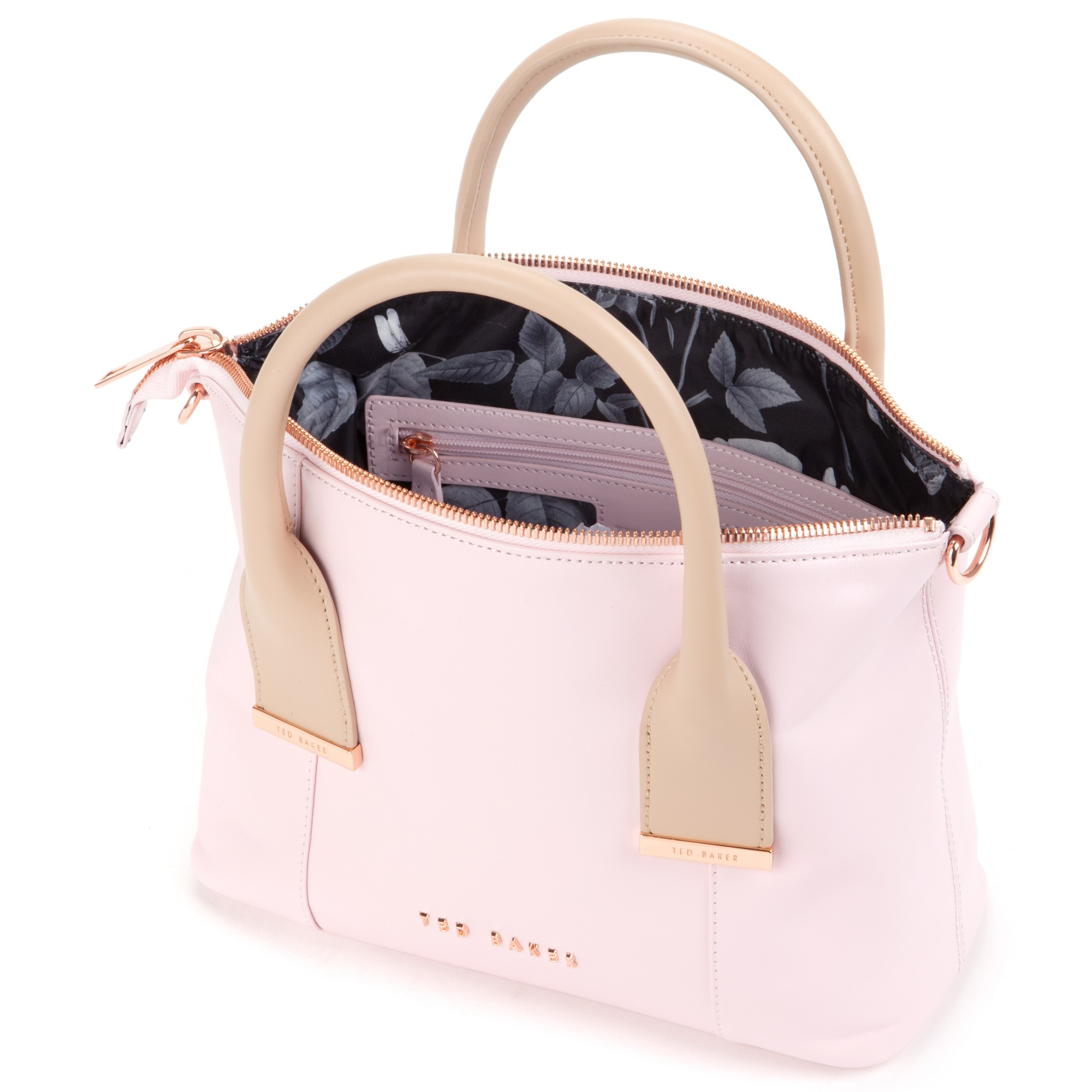 12b895c31 Ted Baker Amelia Mini Tote in Pink - Lyst