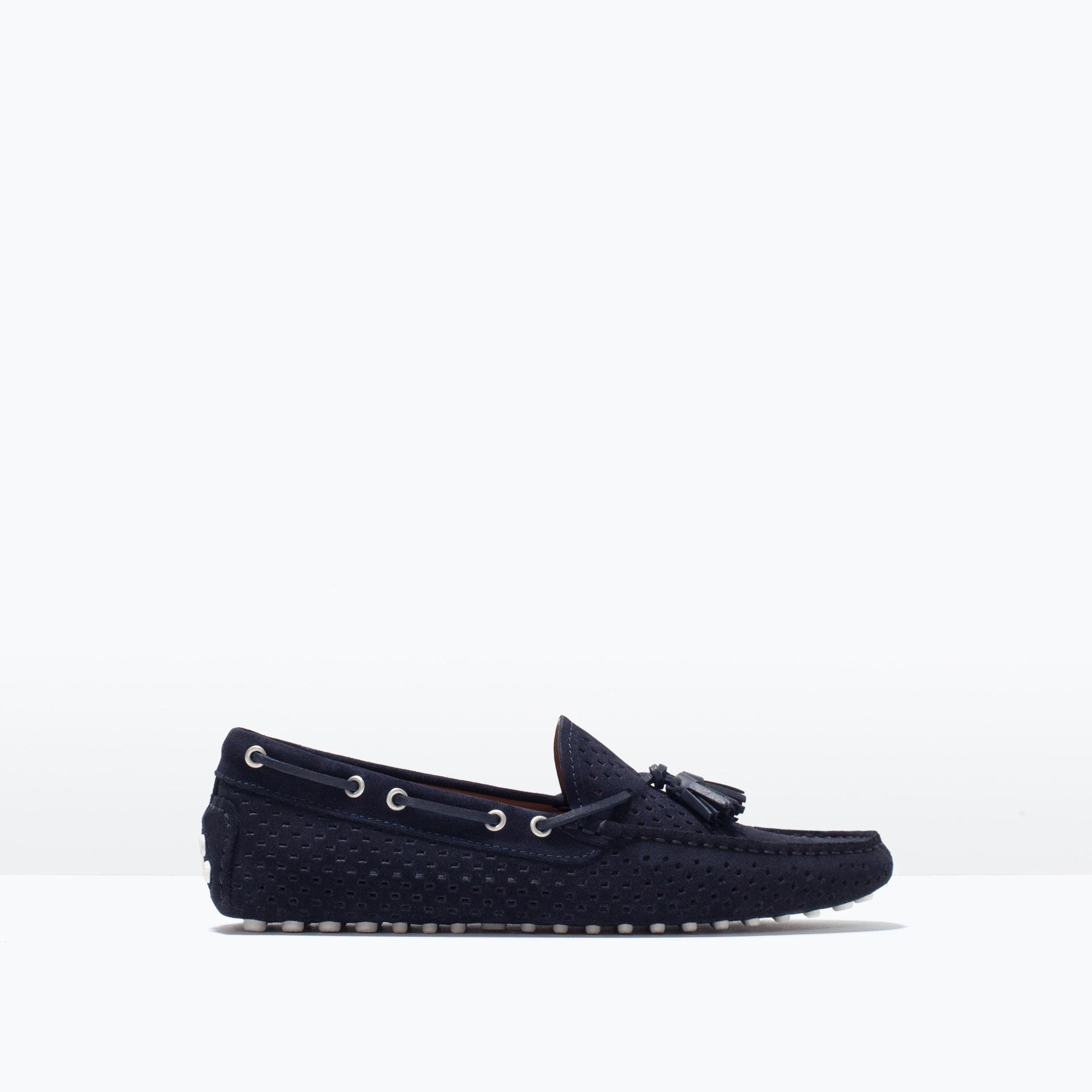 Zara Shoe Sizing Men