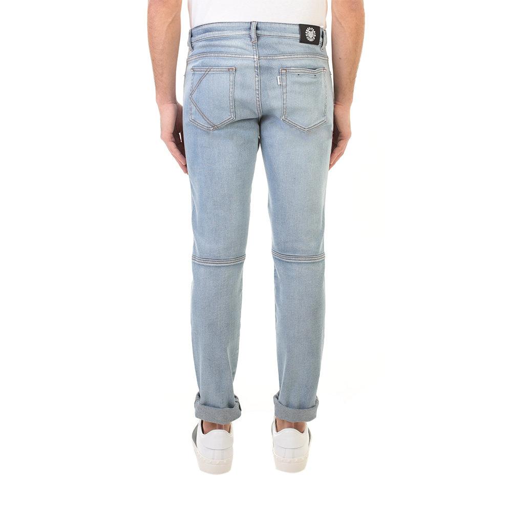 KENZO Light Blue Denim Jeans for Men