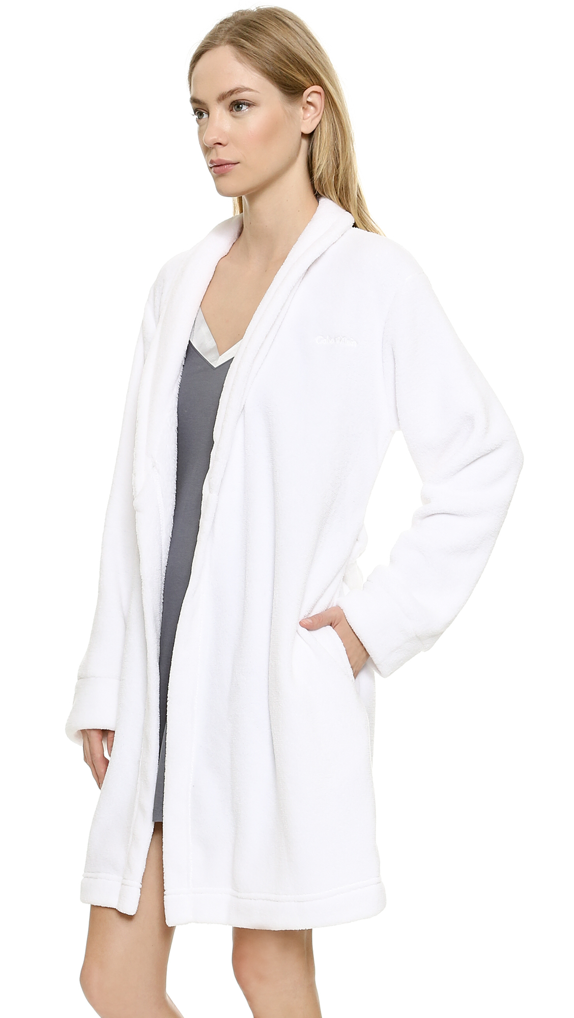 Calvin Klein Bathrobe Womens Home