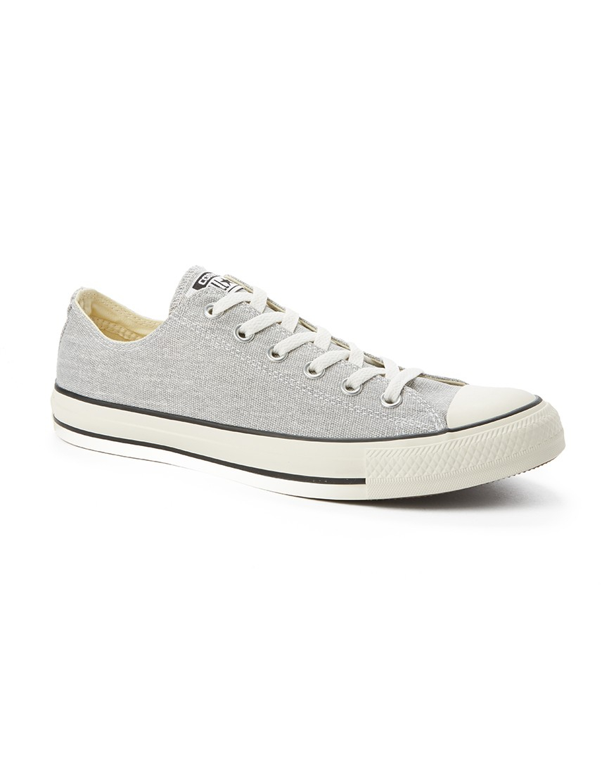 Lyst converse chuck taylor all star better wash - Graue converse ...