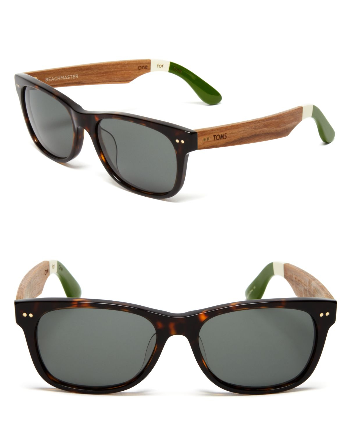 Lyst - Toms Beachmaster Sunglasses in Brown
