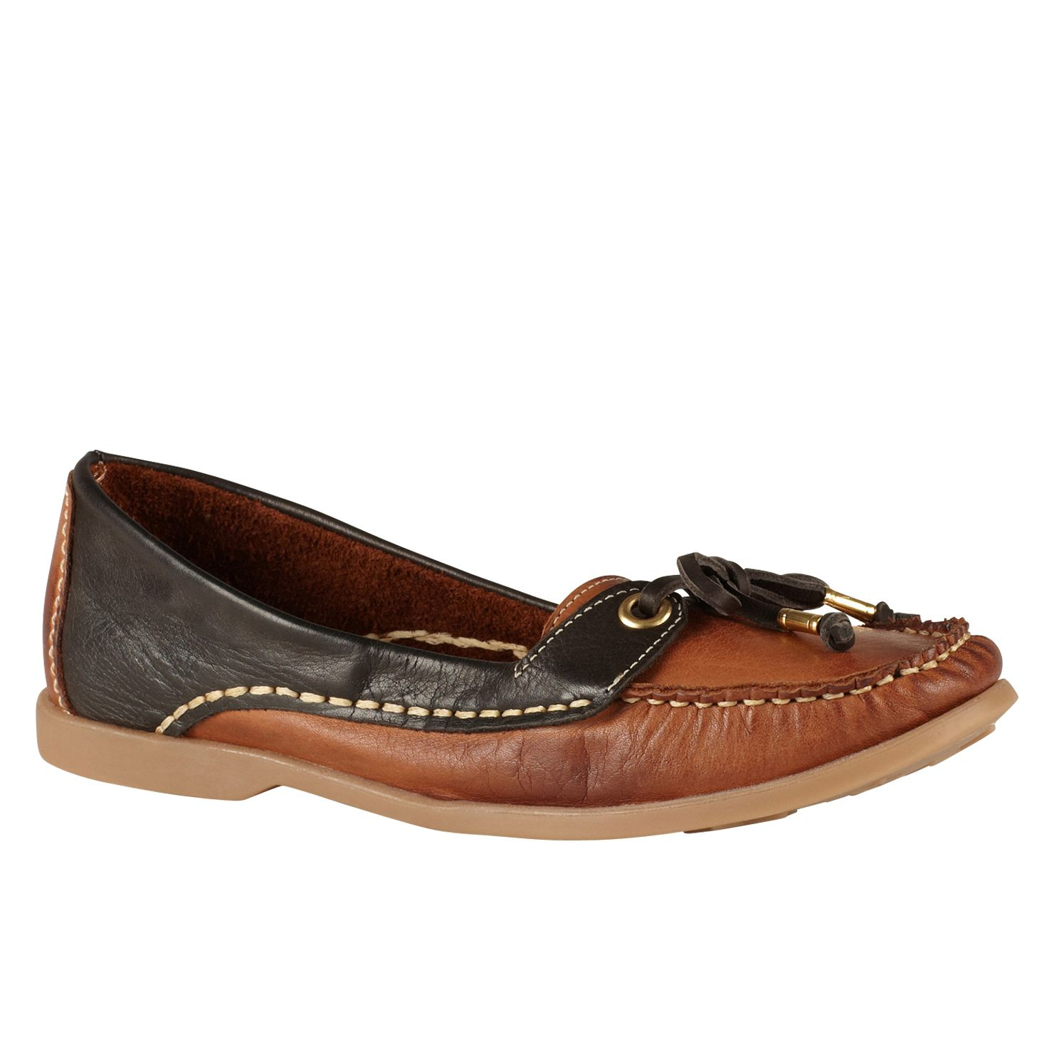 Aldo Alovien Flat Loafer Shoes In Brown For Men | Lyst