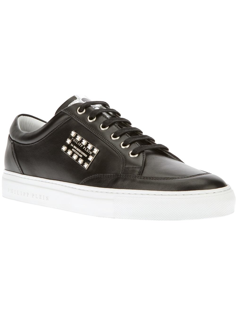 Philipp Plein Shoes Black