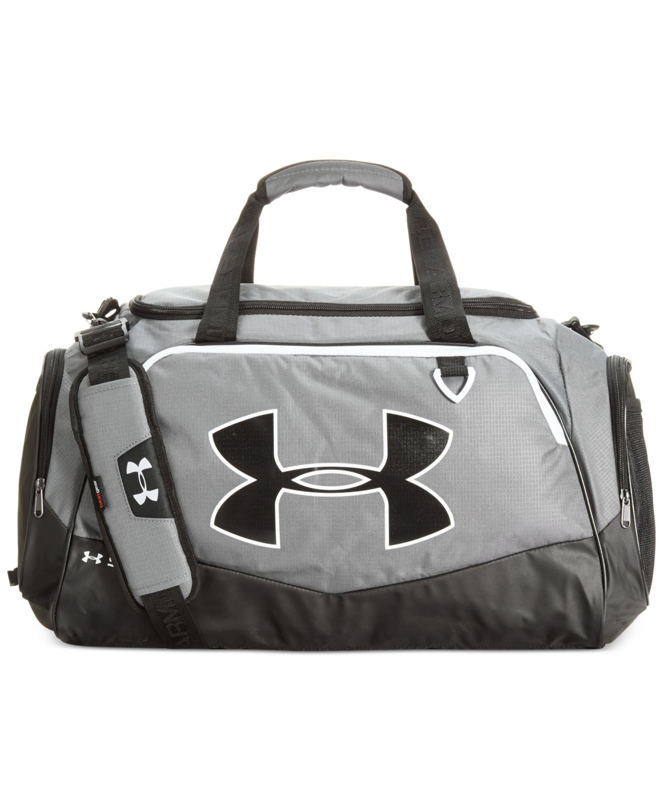 a6bded938338 Lyst - Under Armour Undeniable Medium Duffle Bag in Gray for Men