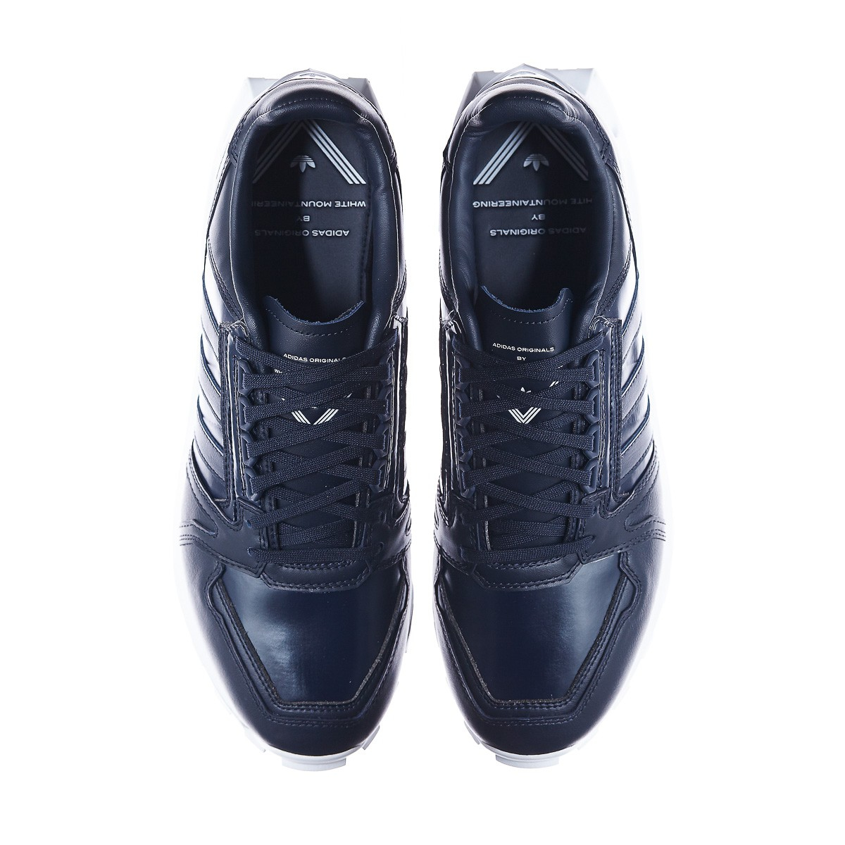 0e23ae54ee49 Lyst - adidas Originals White Mountaineering Formel 1 Sneakers in ...