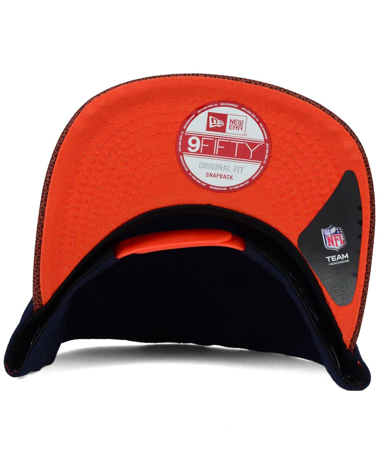 4e6b3a352afe95 KTZ Chicago Bears Super Bowl Xx Athlete Vize 9fifty Snapback Cap in ...