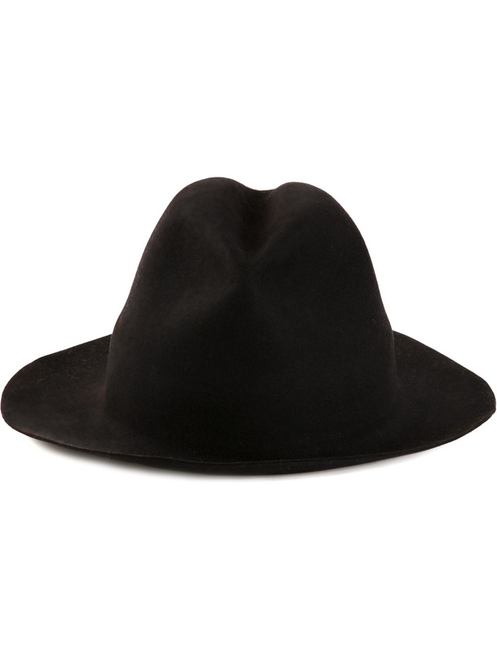 down brim, the Jillian Wool Felt Down Brim Fedora Hat is a gorgeous new offering from Brooklyn Hat Co. Featuring a black and white wide grosgrain ribbon hat band tied at the side, the Jillian shines in a rich burgundy hue.