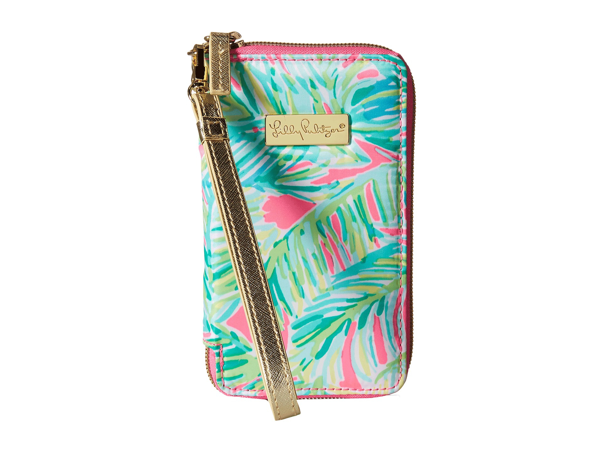 Lyst Lilly Pulitzer Tiki Palm Iphone 6 Case In Green