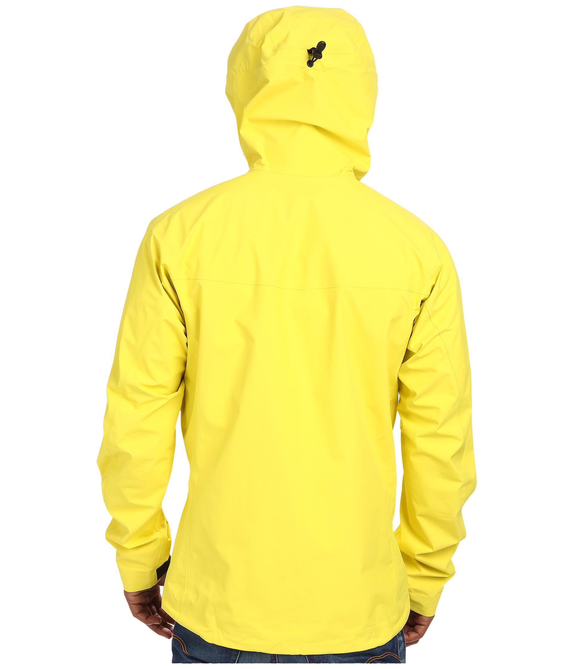 74391e0e5 Women's Yellow Alpha Sl Jacket