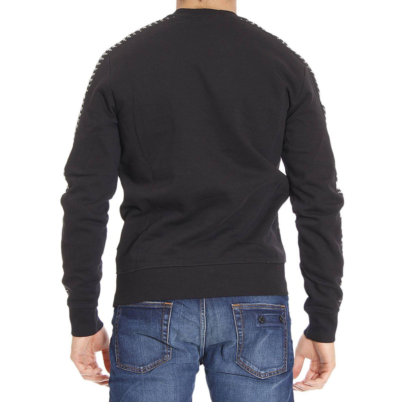 just cavalli sweater in black for men lyst. Black Bedroom Furniture Sets. Home Design Ideas