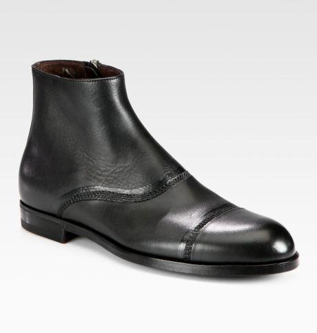 Lastest Bottega Veneta Chelsea Boots In Black For Men  Lyst
