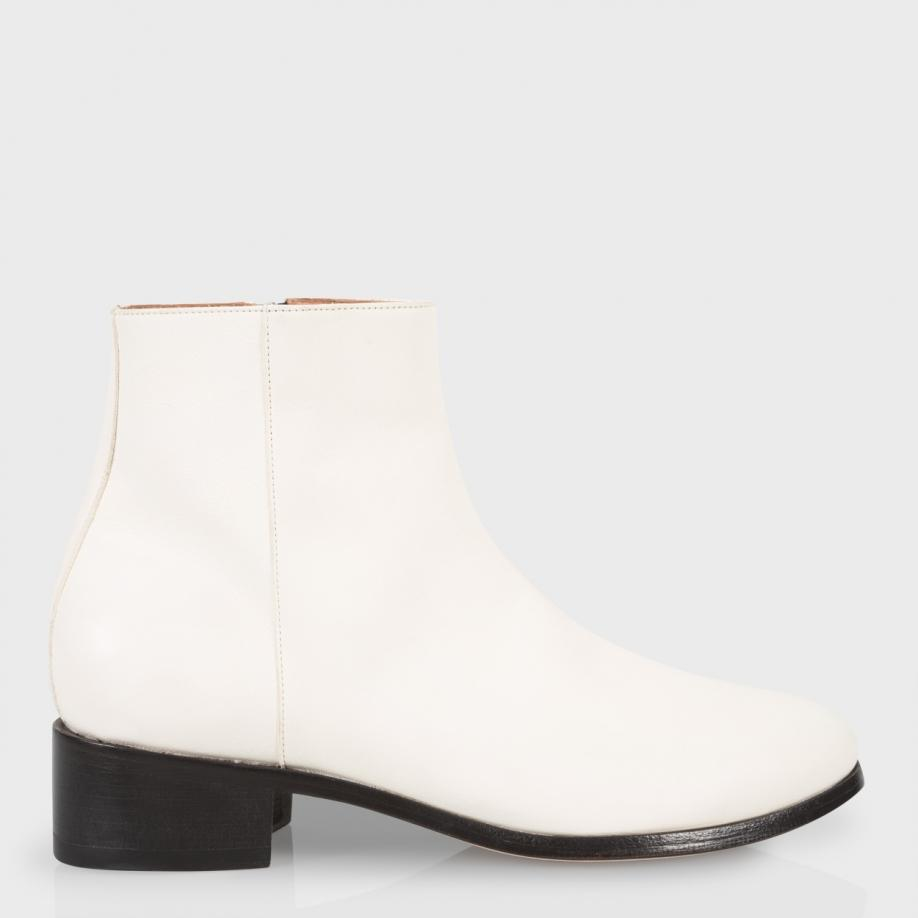 Marks And Spencer White Shoes