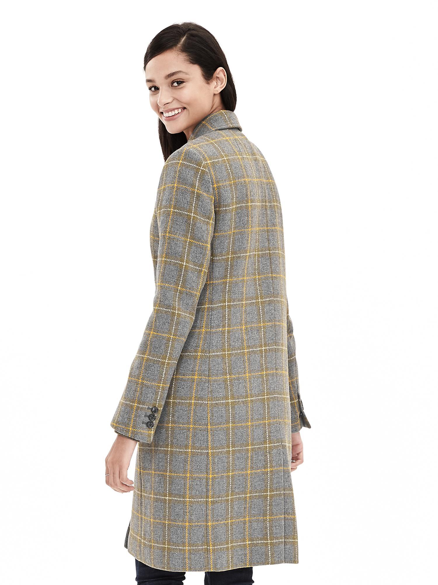 Banana republic womens coats