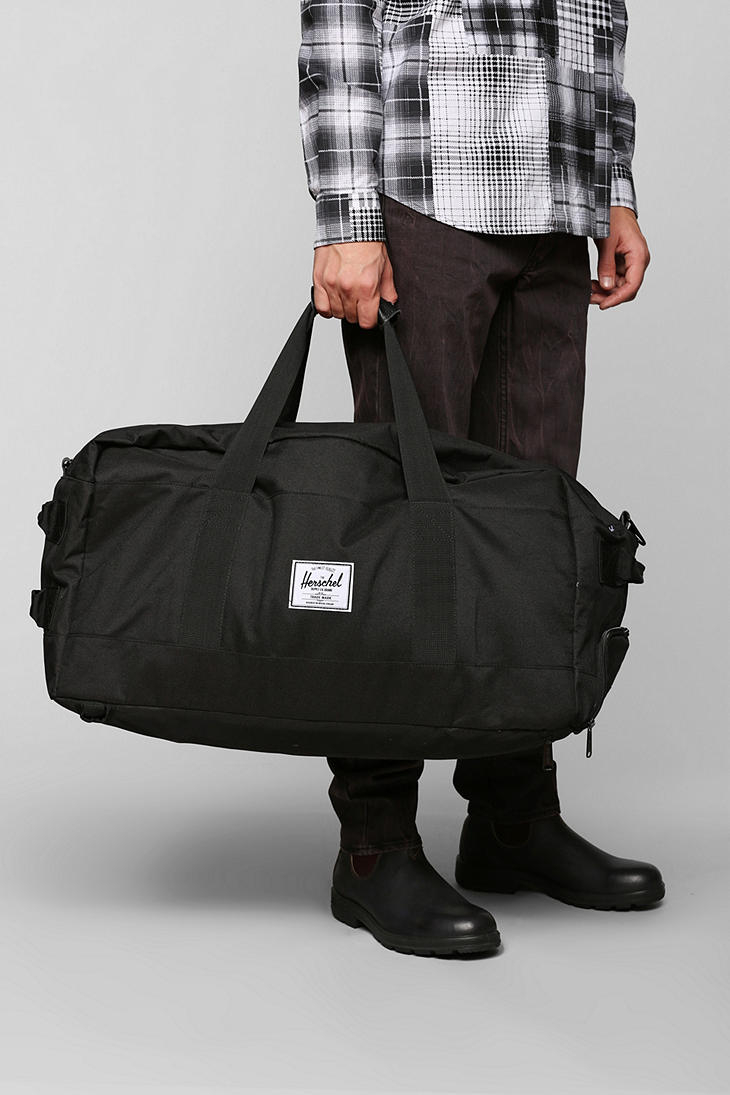 52fdace5ed Lyst - Urban Outfitters Herschel Supply Co Outfitter Duffel Bag in ...