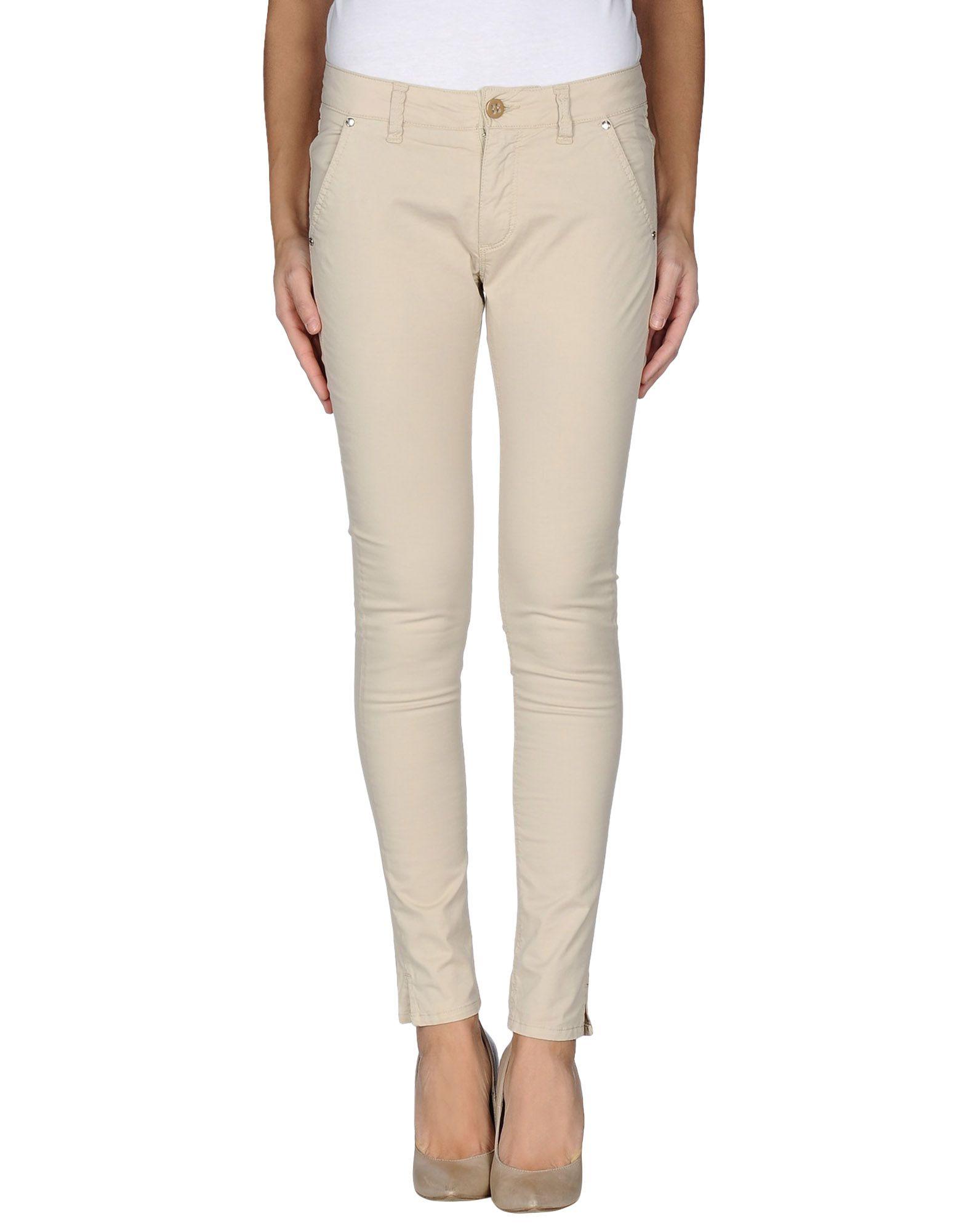 Wonderful  Roberto Cavalli Beige Women39s Pants Leggings Pants Women Discount Sale