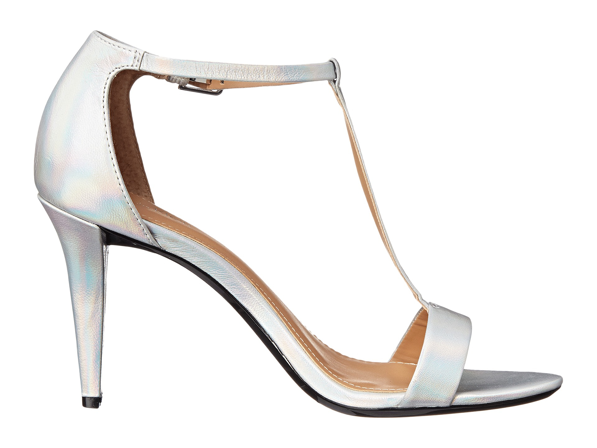 Womens Sandals Calvin Klein Nasi Lilac Disco Kid