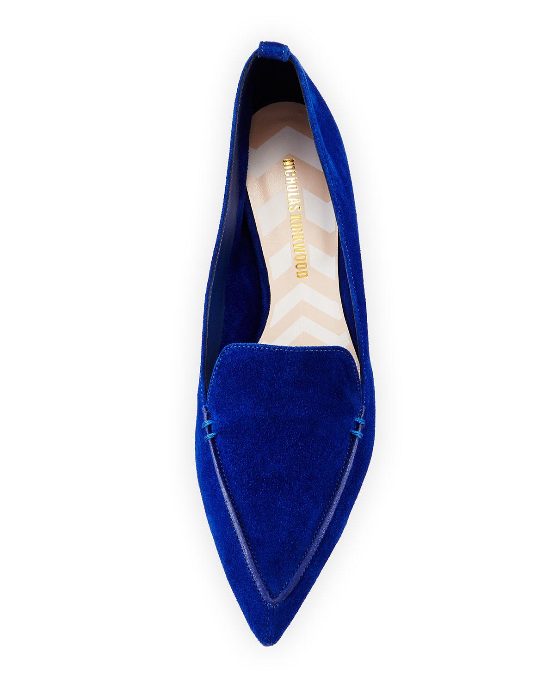 Beya loafers - Blue Nicholas Kirkwood NF4FQm