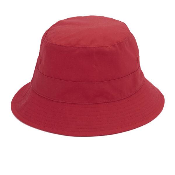 Plain Bucket Hats  |Red Bucket Hat