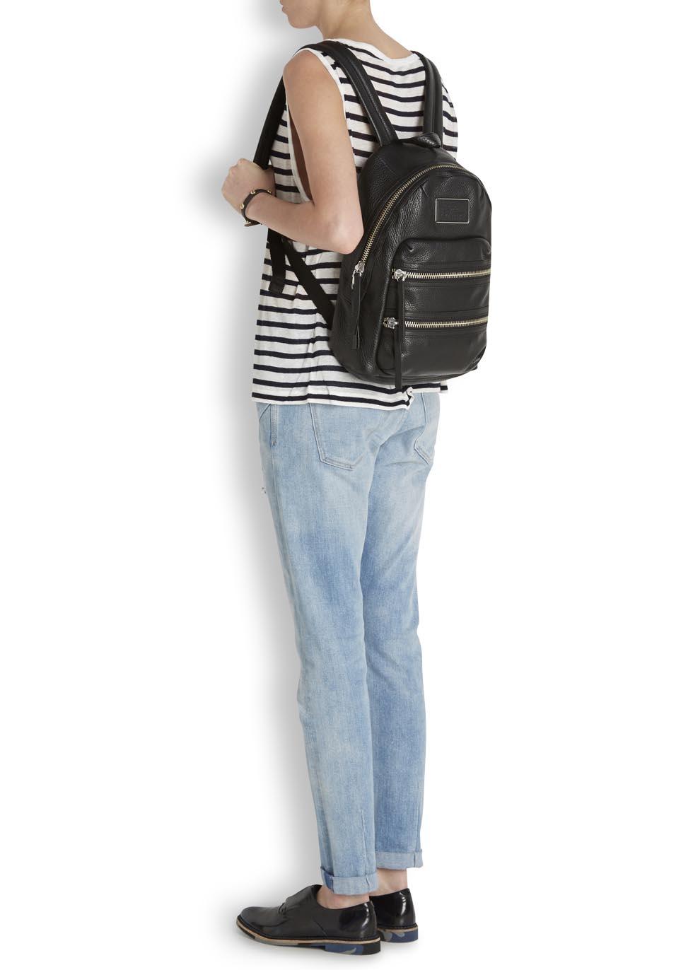 c9462d767a60 Mini Biker Nylon Backpack