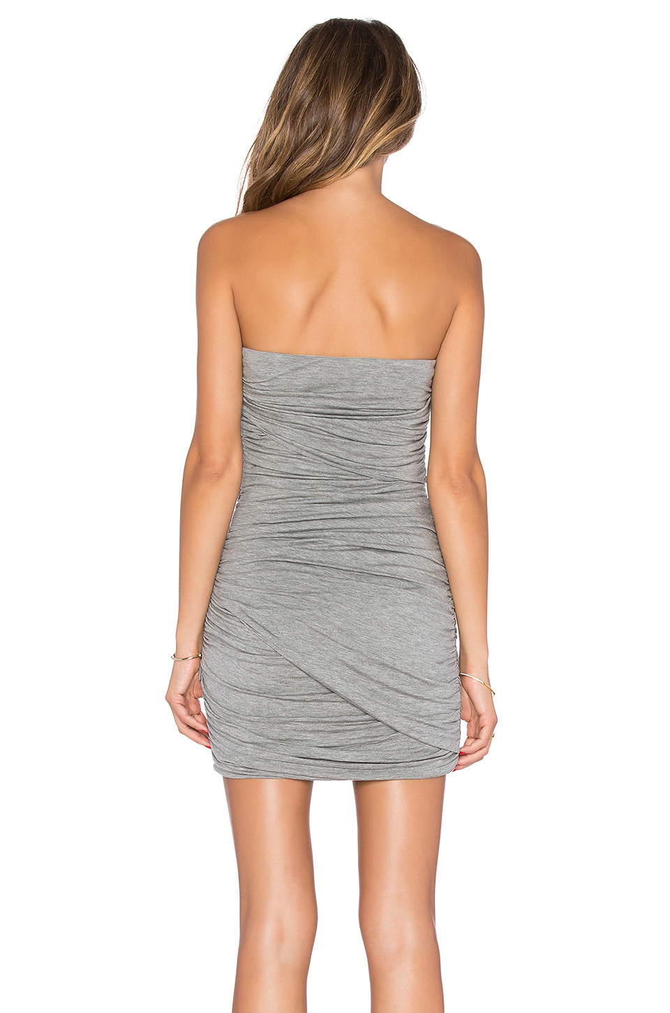 You'll be the belle of the ball in the Lulus All Afloat Light Grey Strapless Maxi Dress! Stunning light grey chiffon (with lavender undertones) covers a strapless sweetheart neckline with lightly padded cups, no-slip strip, and elastic at back/5(31).