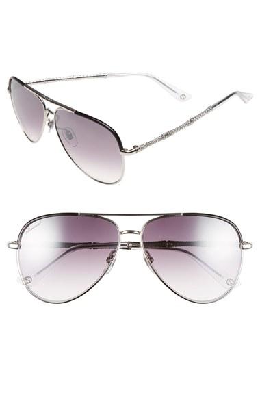Fake Fendi Cat Eye Sunglasses