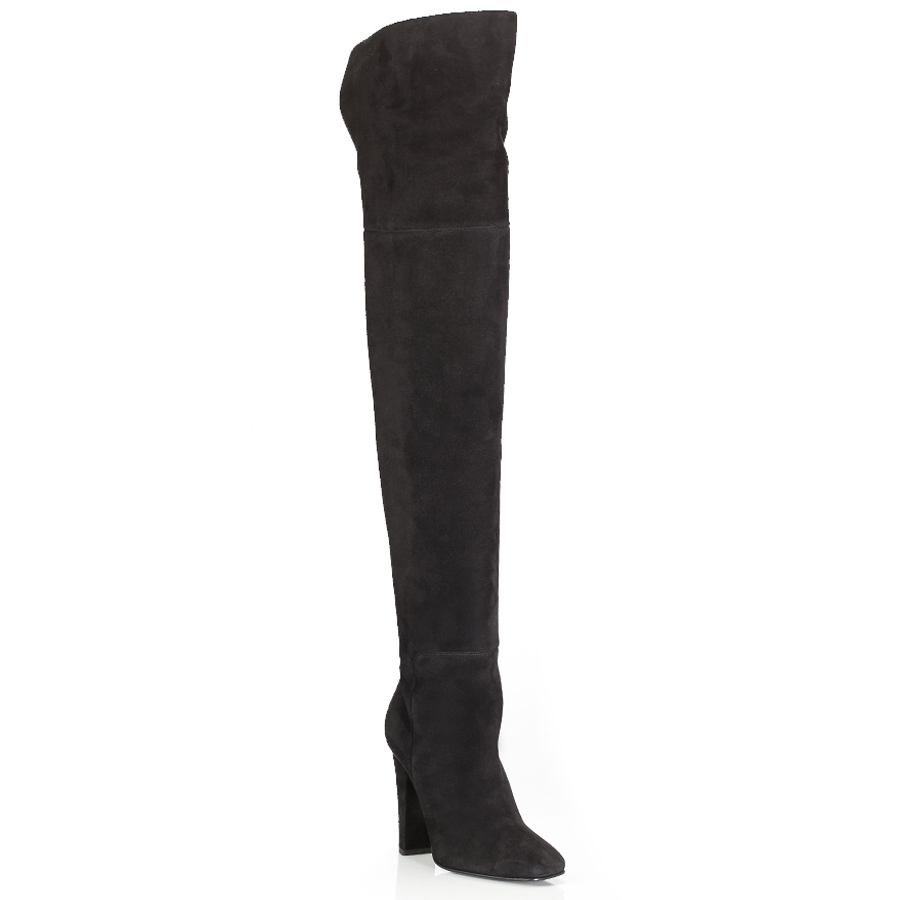 outlet finishline sale sast Giuseppe Zanotti Round-Toe Over-The-Knee Boots outlet authentic xHMUrdriN
