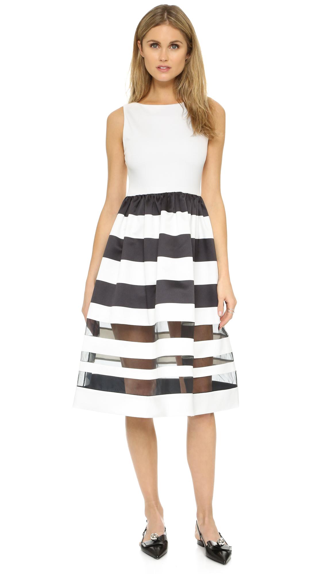 Larue Striped Dress