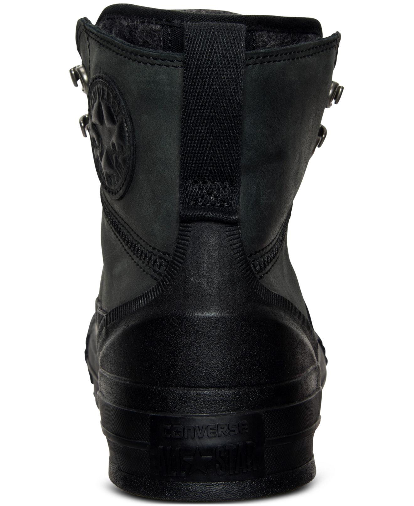 Converse Men S Chuck Taylor All Star Tekoa Boots From