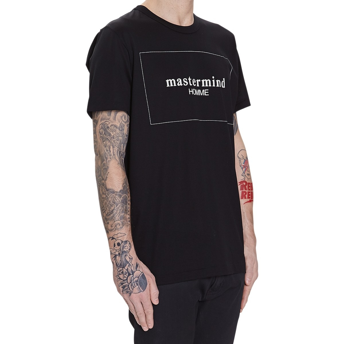 b056419ecefd8 Lyst - Mastermind Japan T-shirt in Black for Men