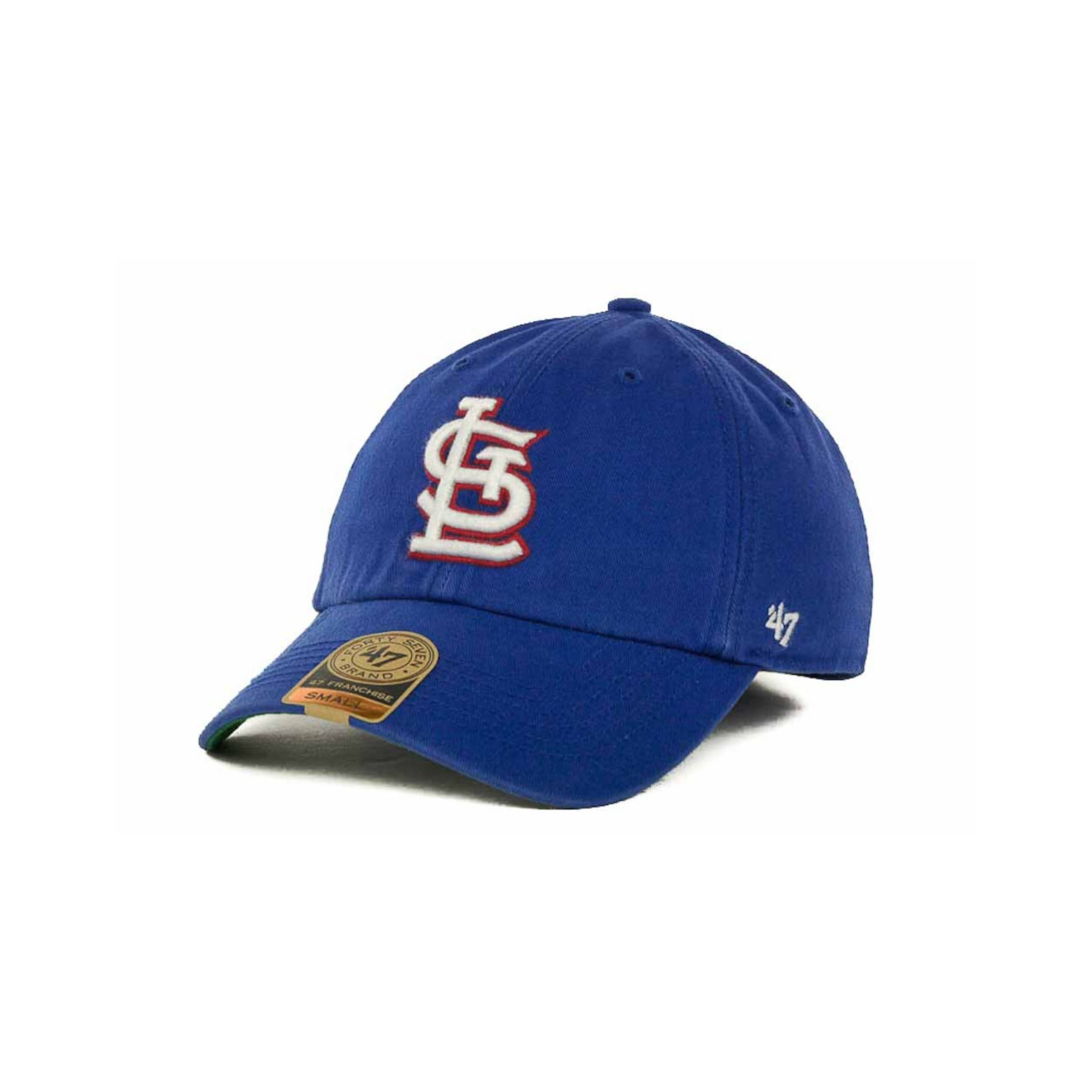 47 Brand St Louis Cardinals Mlb 47 Franchise Cap In