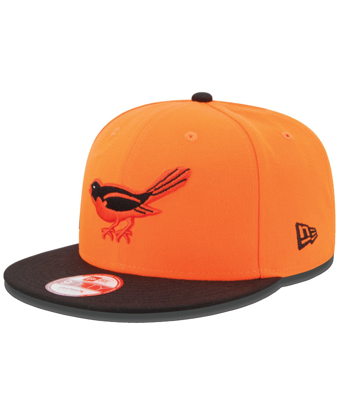 size 40 523a0 3e2ed Lyst - KTZ Baltimore Orioles All Star Patch 9fifty Snapback Cap in ...