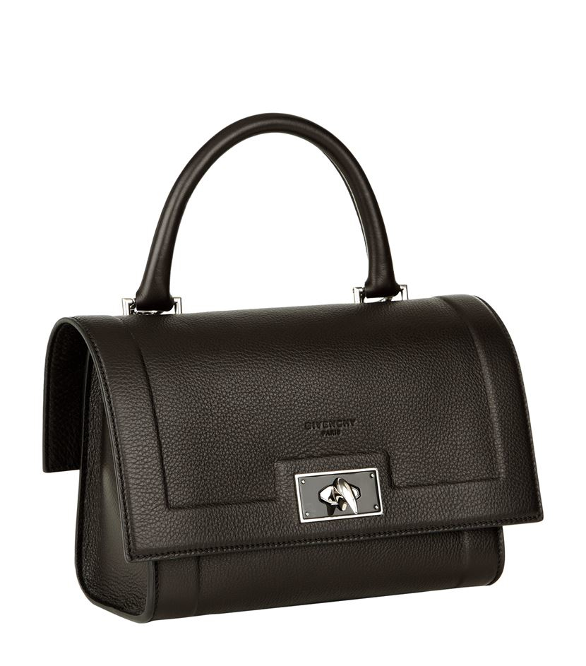 124fdd718b Givenchy Mini Grain Shark Bag in Black - Lyst