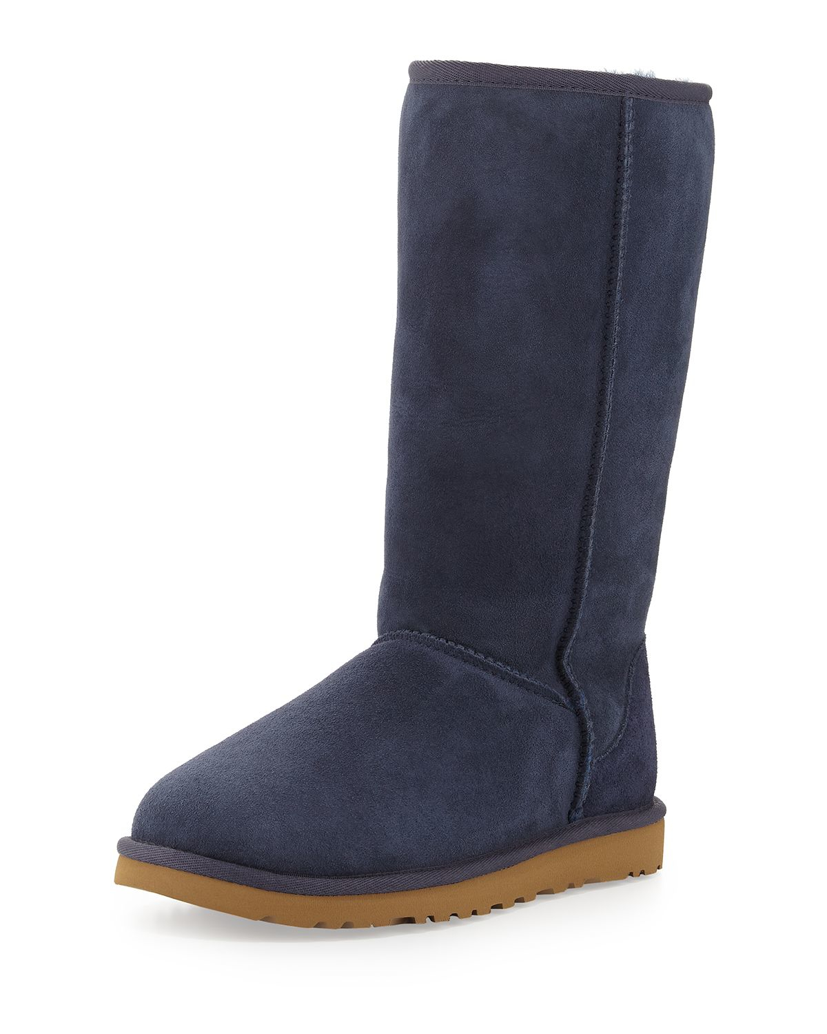 72ed2cac43c Tall Navy Ugg Boots | Mindwise