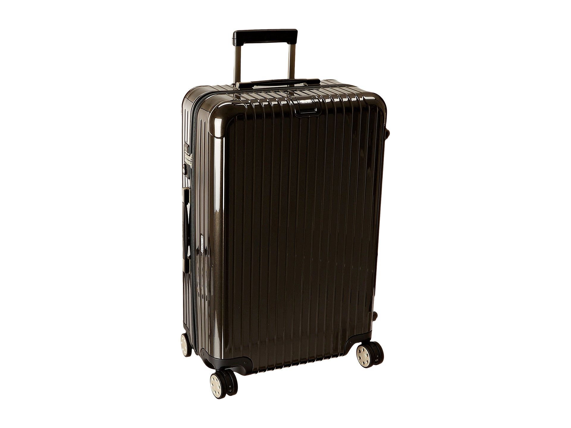 lyst rimowa salsa deluxe 29 multiwheel in gray. Black Bedroom Furniture Sets. Home Design Ideas