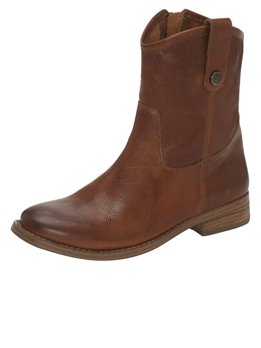 vince camuto payatt boot in brown black lyst