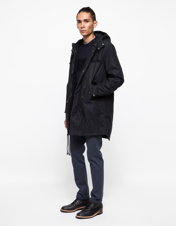 Cheap monday Stay Parka in Black for Men   Lyst