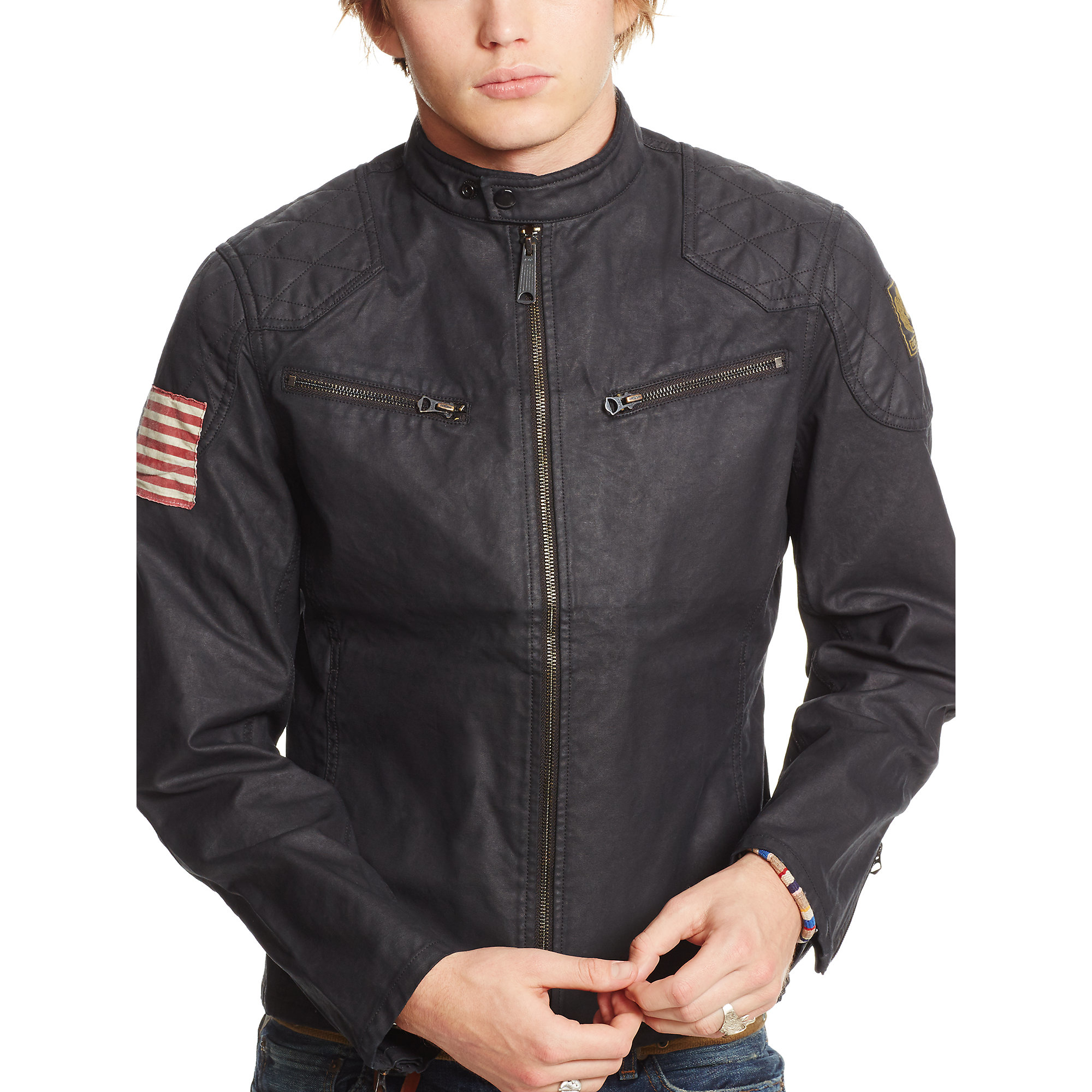 Black Canvas Motorcycle Jacket Review About Motors