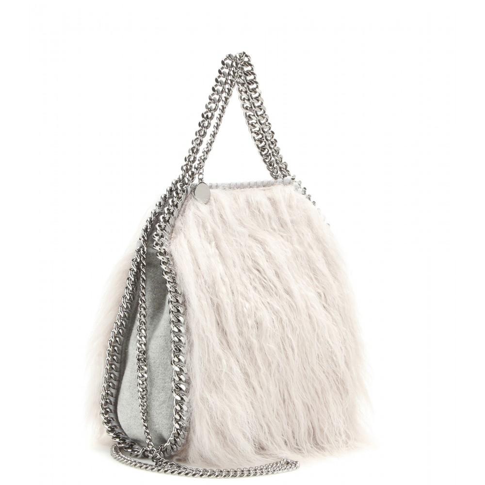 Stella McCartney Falabella faux-leather suitcase Find Great Cheap Online mcvbC3An