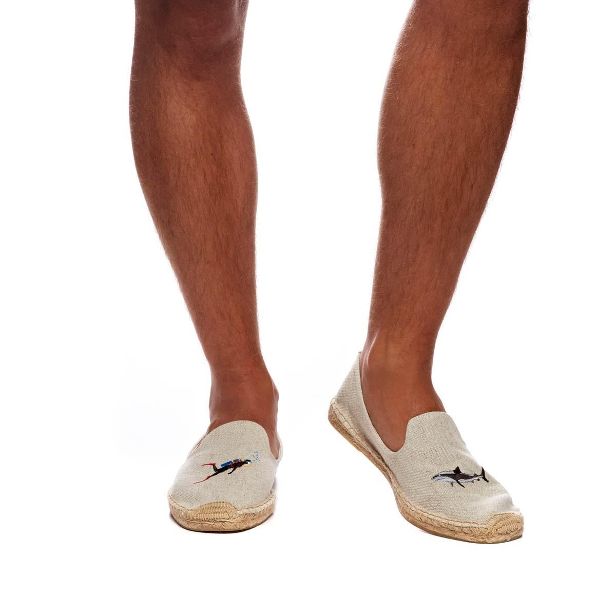 Topman Mens Navy Shoes