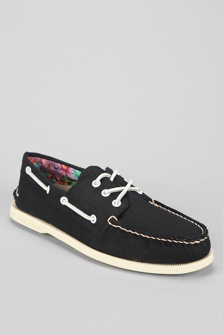 sperry top sider topsider authentic original 3eye canvas
