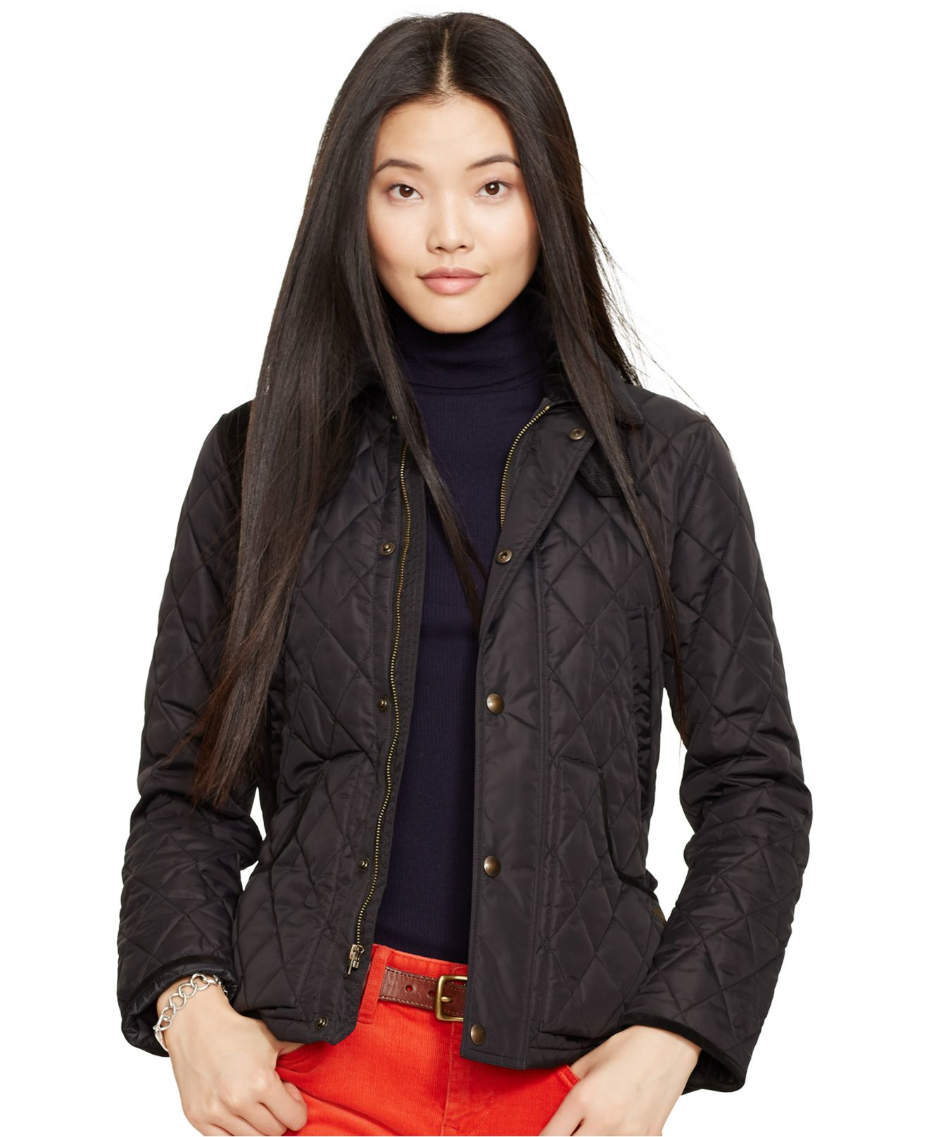 Gallery. Previously sold at: Macy's · Women's Quilted Jackets