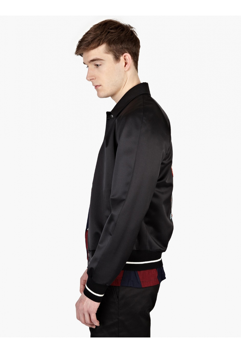 Marc jacobs Men'S Embroidered Flamingo Sports Jacket in ...