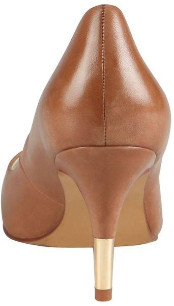 Carvela Look Court Shoes