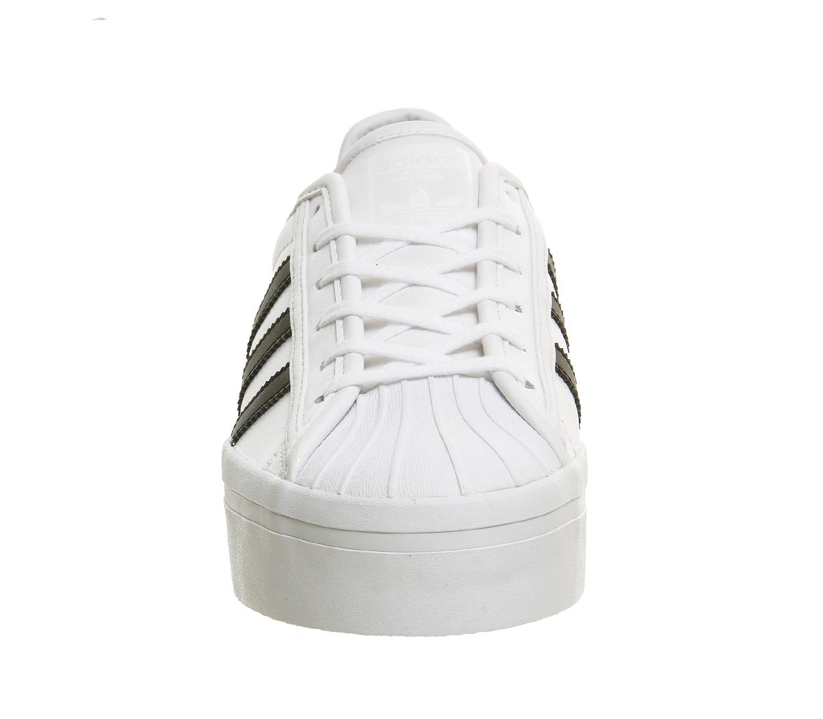 adidas Originals Superstar Rize in White - Lyst