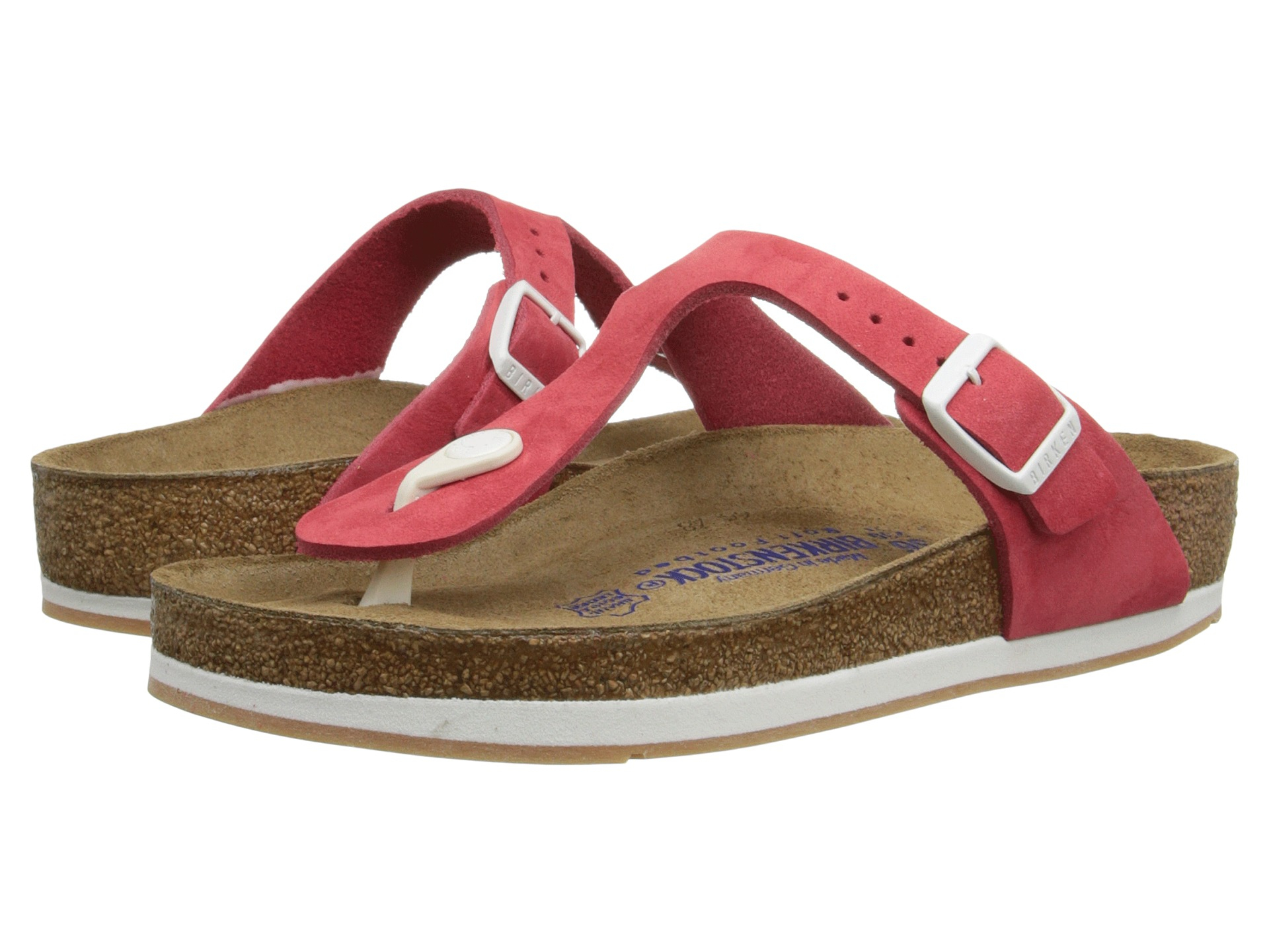 70725b6bc99e Gallery. Previously sold at  Zappos · Women s Birkenstock Gizeh ...