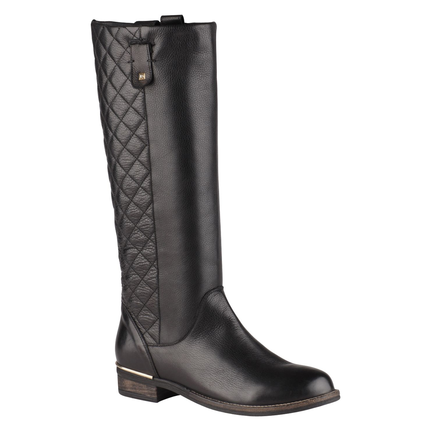 aldo astania toe boots in black lyst