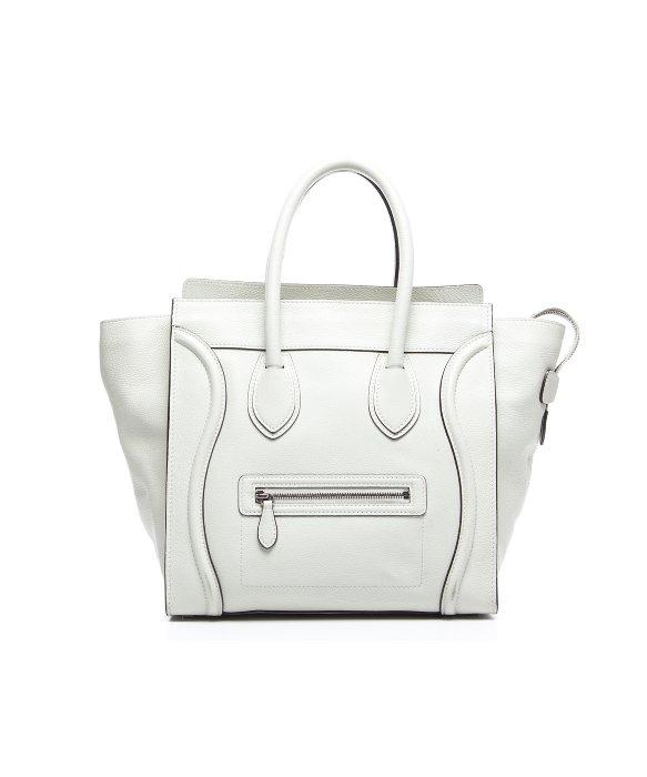 celine phantom brown - celine perforated leather handle bag, celine phantom bag look alike