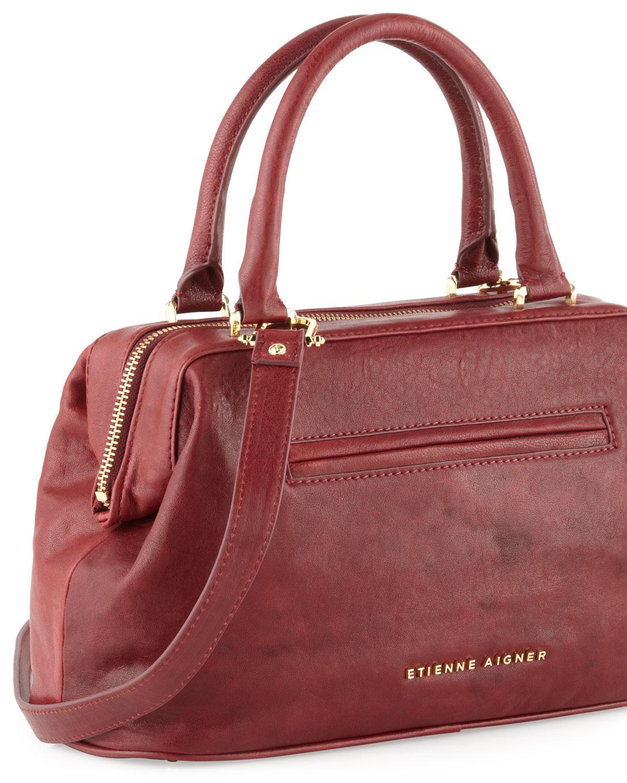 8f570b477be2a ... Etienne Aigner Black Leather Shoulder Handbag Vintage · Lyst · Etienne  ...